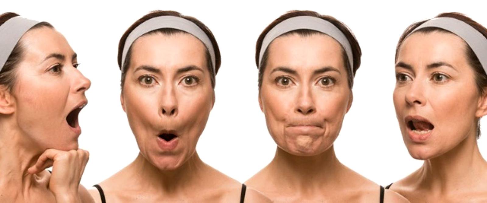 Похудения В Области Лица. 7 простых способов похудеть в лице